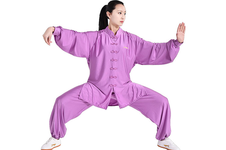 Tai Chi Uniform 4, Lining