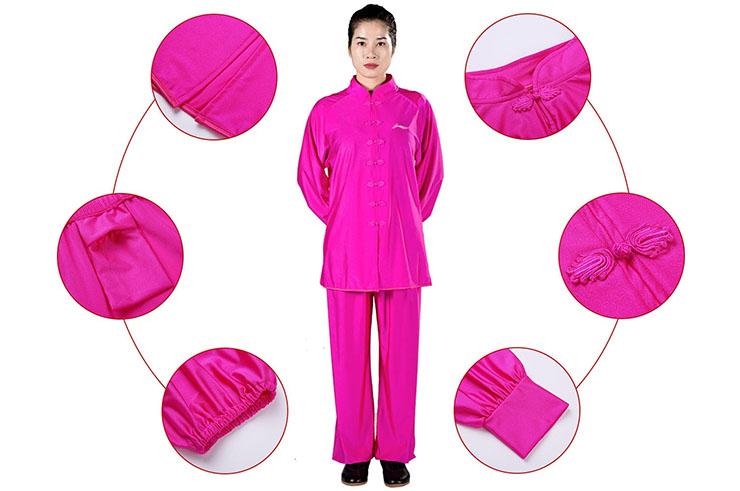 Tai Chi Uniform 4, Lining