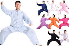 Tenue Tai Chi, Wu Shi Long