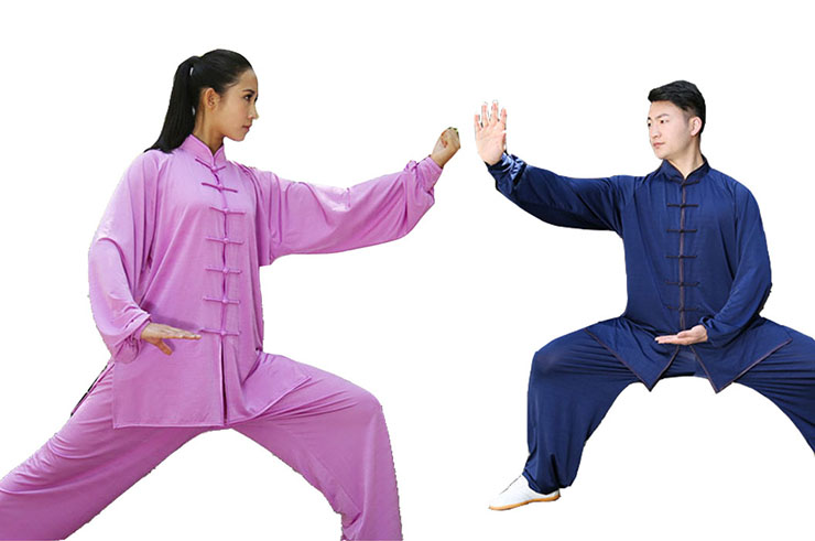 Tai Chi Uniform, Wu Shi Long