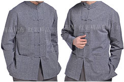 Traditional Top «Tangzhuang» Long Sleeves 2