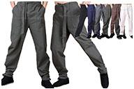 Pantalon «Qi Lin» Coton