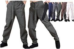 Pantalón 'Qi Lin' Algodón