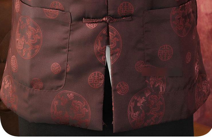 Chaqueta Tradicional Col Mao Invierno, Dooyun