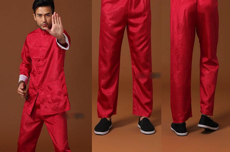 Traje Zhong Shan 2, Dooyun