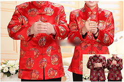 Chaqueta Tradicional 'Tangzhuang' Invierno, Dooyun