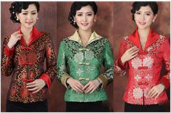 Traditional Top «Tangzhuang» Woman 3, Dooyun
