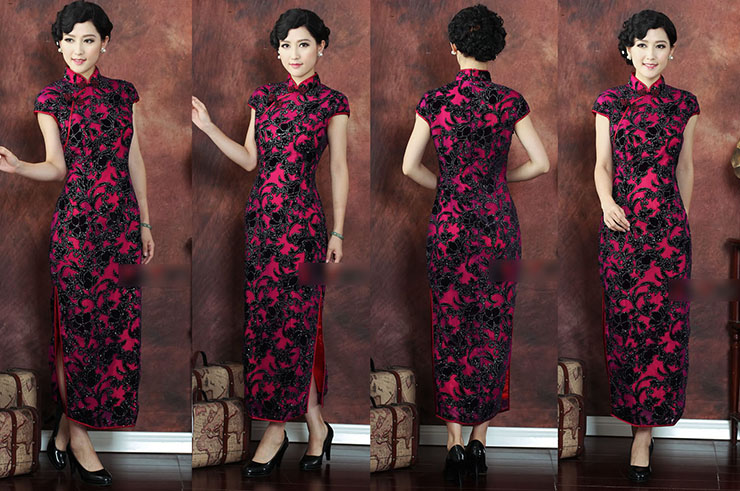 Robe longue Qi Pao, Dooyun