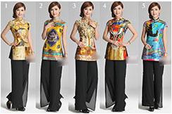 Qi Pao Uniform, Dooyun