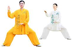 Zhengfenghua Taiji Uniform 1