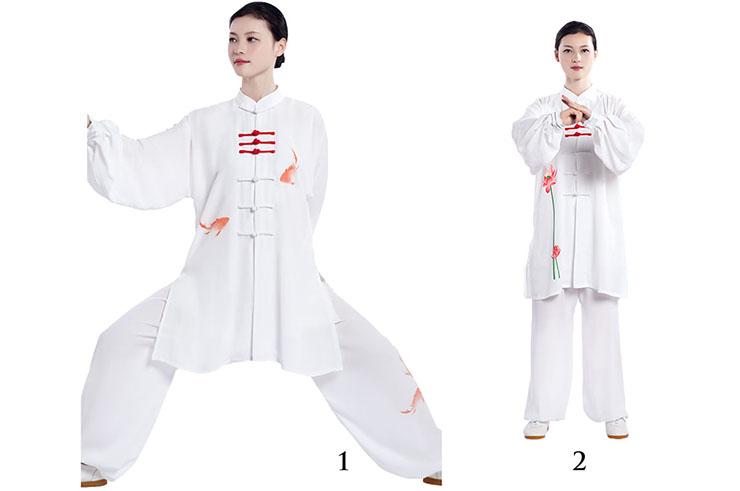 Tenue Taiji Zhengfenghua 4