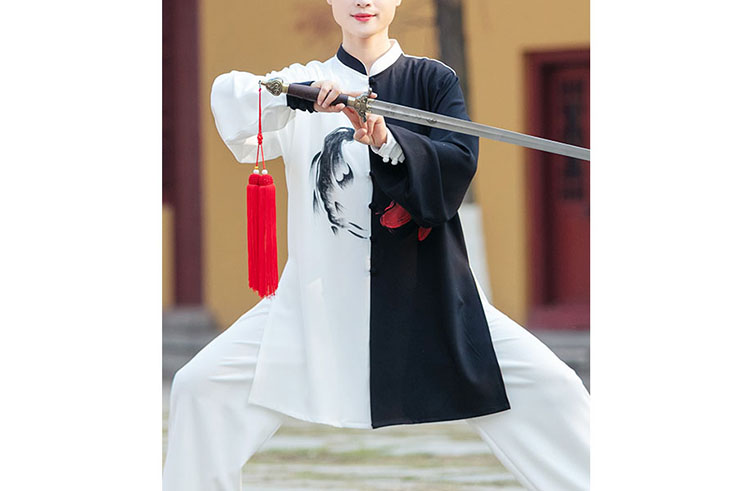 Tenue Taiji Zhengfenghua 6