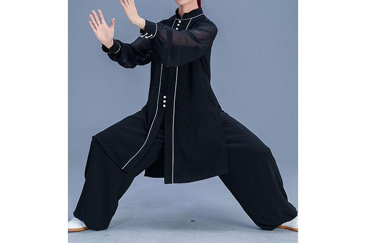 YanWuTang Taiji Uniform, LanXu