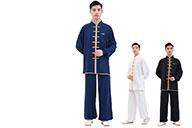 Tai Chi Uniform5, Lining