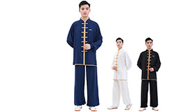 Tai Chi Uniform5, Lining
