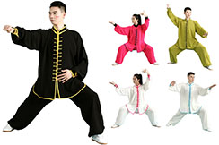 Tai Chi Uniform 1, Jinji