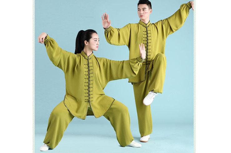 Tai Chi Uniform 1, Jinji