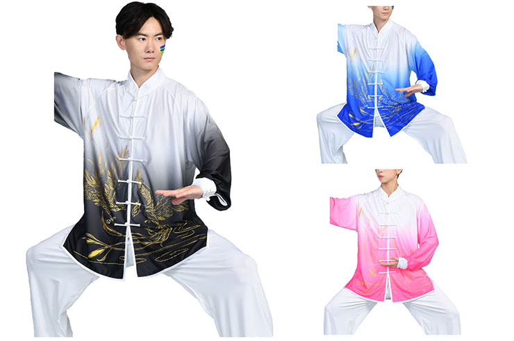 Tai Chi Uniform 2, Jinji