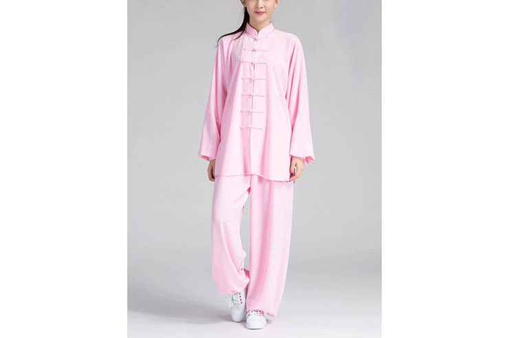 Tai Chi Uniform 1, Qingyu