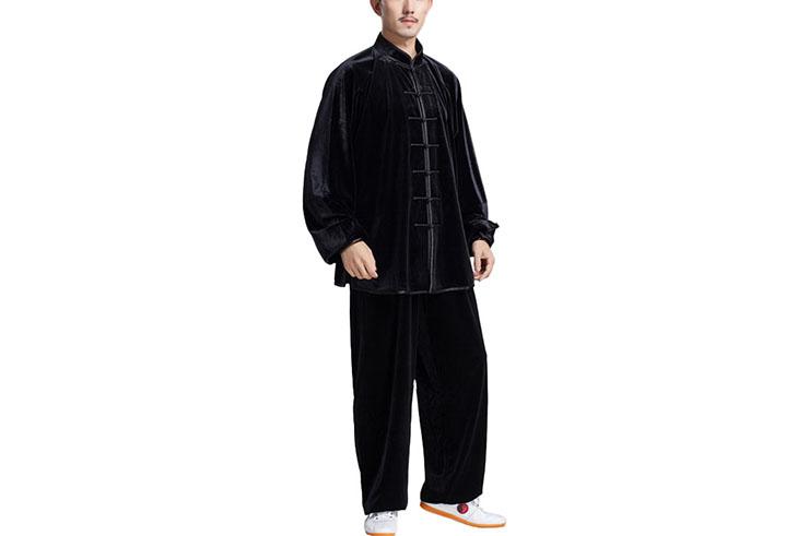 Velour Tai Chi Uniform, Qingyu