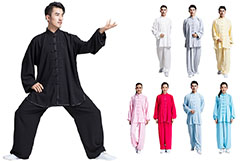 Qingyu Tai Chi Uniform 2,Classical Fabric