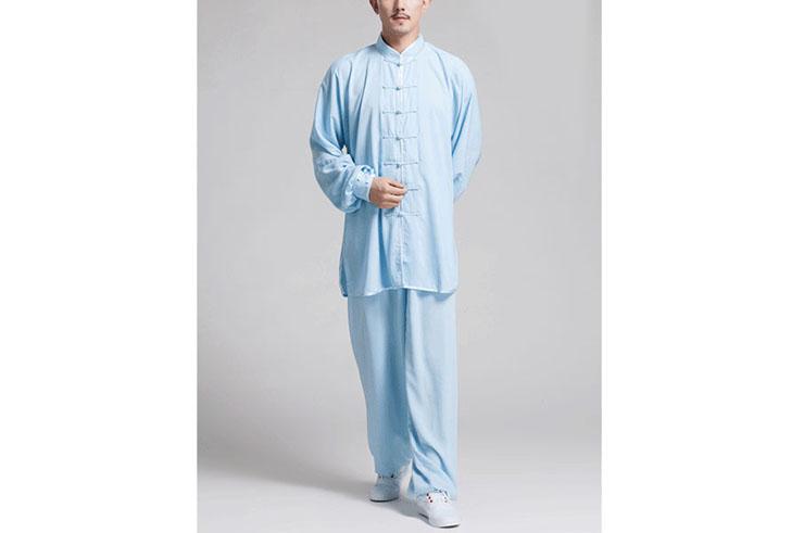 Qingyu Tai Chi Uniform 2,Classical Fabric