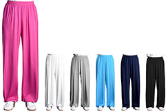 Pantalon Qingyu 1