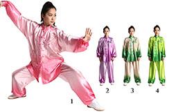 Tai Chi Uniform 3, Jinji