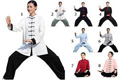 ZhengFengHua Taiji uniform, XiuXian