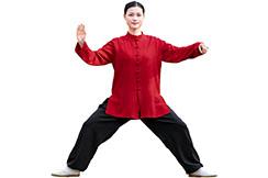 ZhengFengHua Taiji Uniform, XiaoKouZi