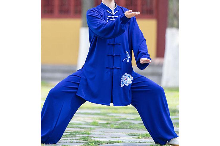Traje de Taiji ZhengFengHua, DieHua
