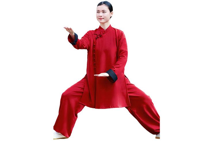 Traje de Taiji ZhengFengHua, QingTing