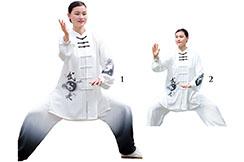 ZhengFengHua Taiji uniform, YinYang