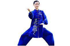 Tenue Taiji ZhengFengHua, ShouHuiYun