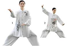 ZhengFengHua Taiji Uniform, HuaHeZhu