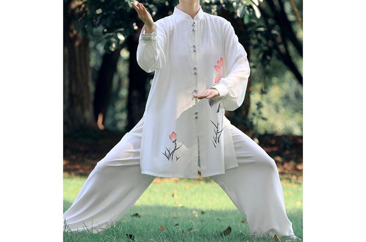 Traje de Taiji ZhengFengHua, HuaHeZhu