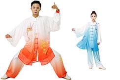 Traje de Taiji ZhengFengHua, SeCaiTiDu con velo