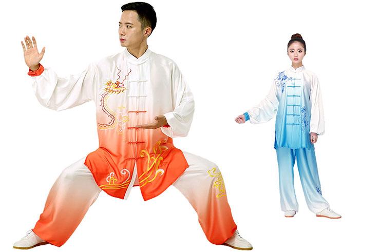 Traje de Taiji ZhengFengHua, SeCaiTiDu