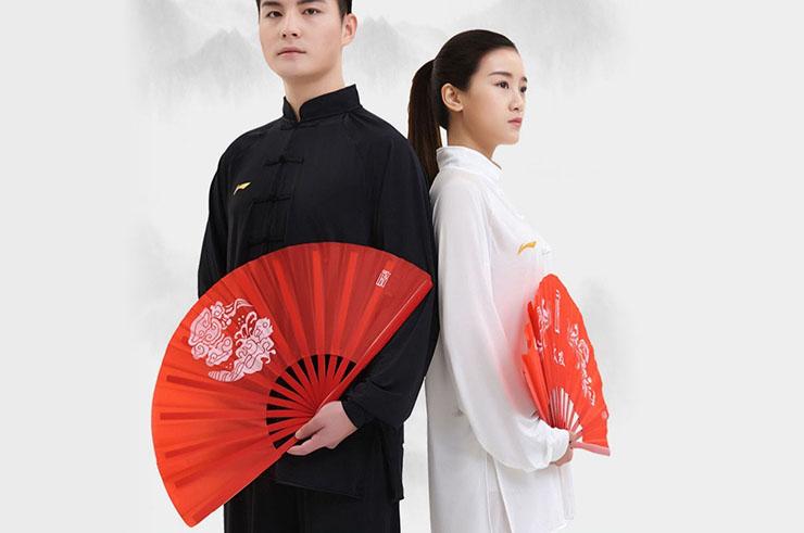 LiNing Taiji Uniform, BingXueSi