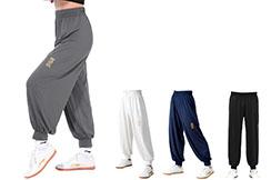 LiNing Taiji pants, XunLian
