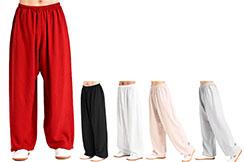 Pantalones de Taiji JinJi, ZhuJie