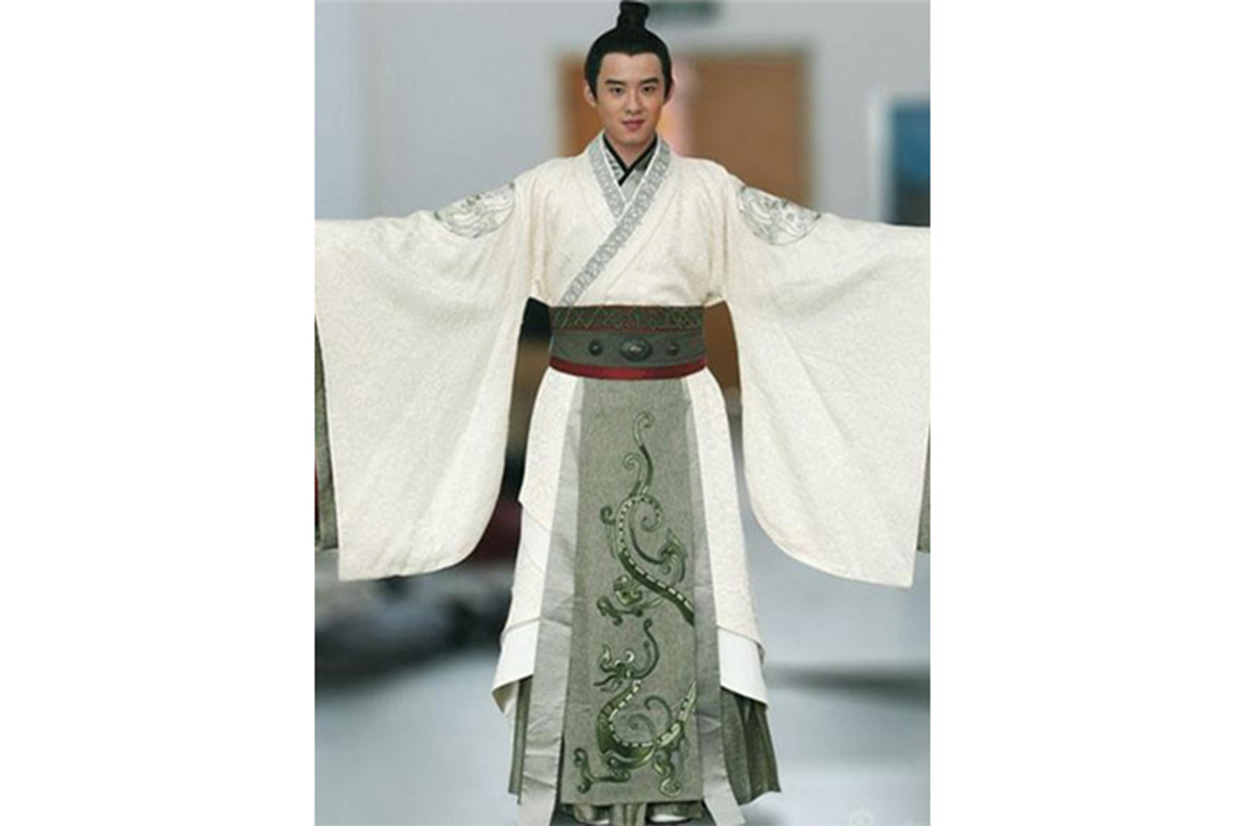 Hanfu Tenue Chinoise Traditionnelle Homme 10 Chinatown Shop