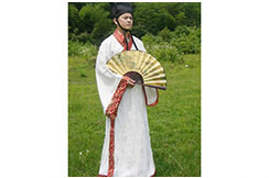 Hanfu, Traje Tradicional Chino, Hombre 14