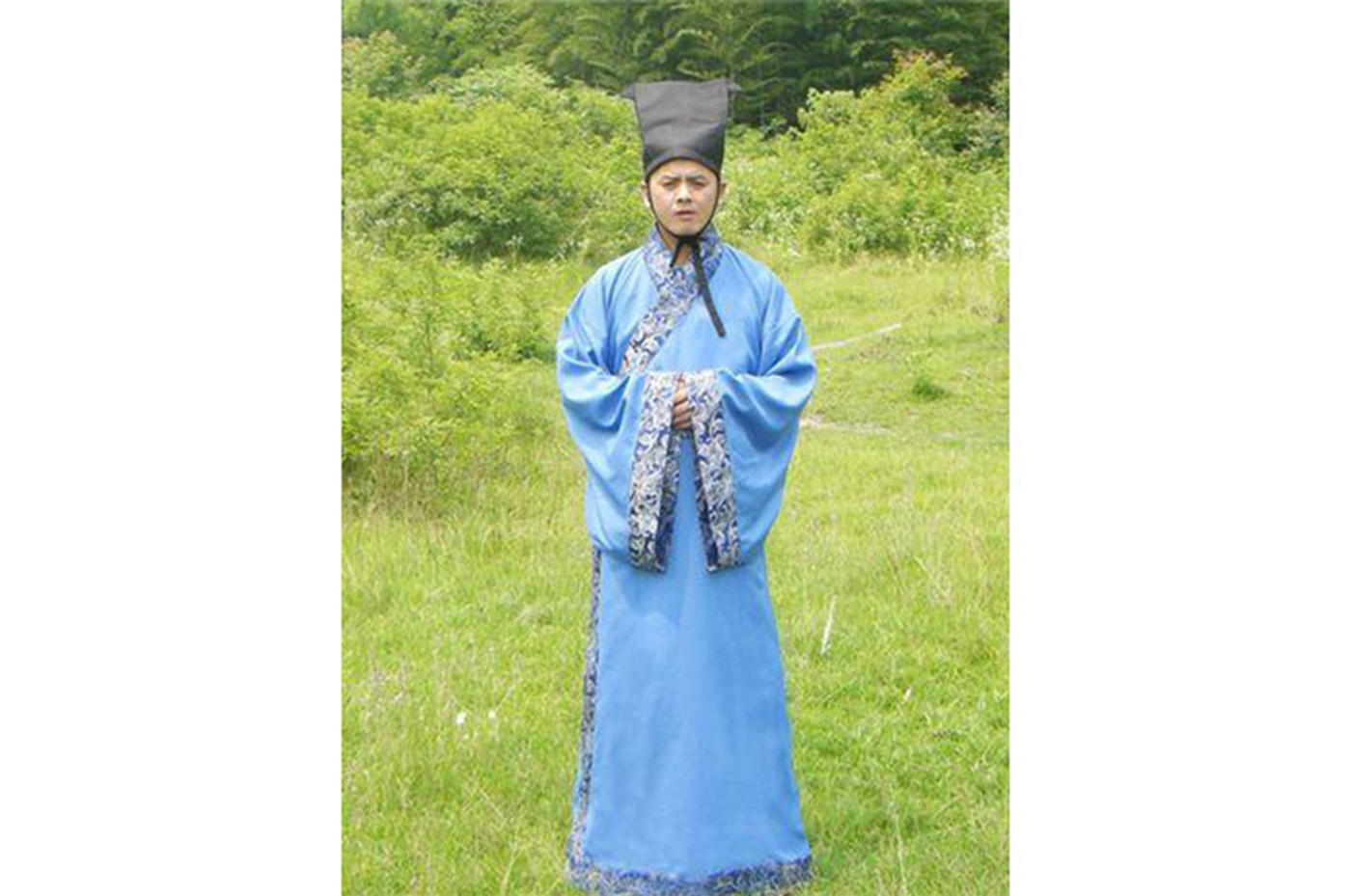 Hanfu, Tenue Chinoise Traditionnelle, Homme 15