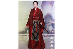 Hanfu, Traje Tradicional Chino, Hombre 17