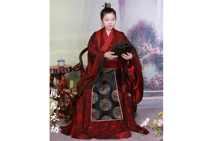 Hanfu, Tenue Chinoise Traditionnelle, Homme 17