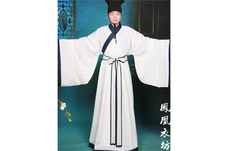 Hanfu, Tenue Chinoise Traditionnelle, Homme 18