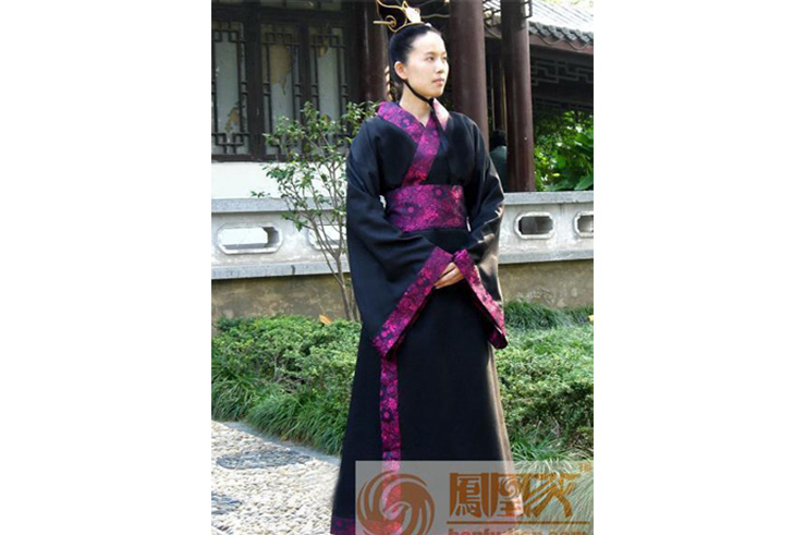 Hanfu, Tenue Chinoise Traditionnelle, Homme 19