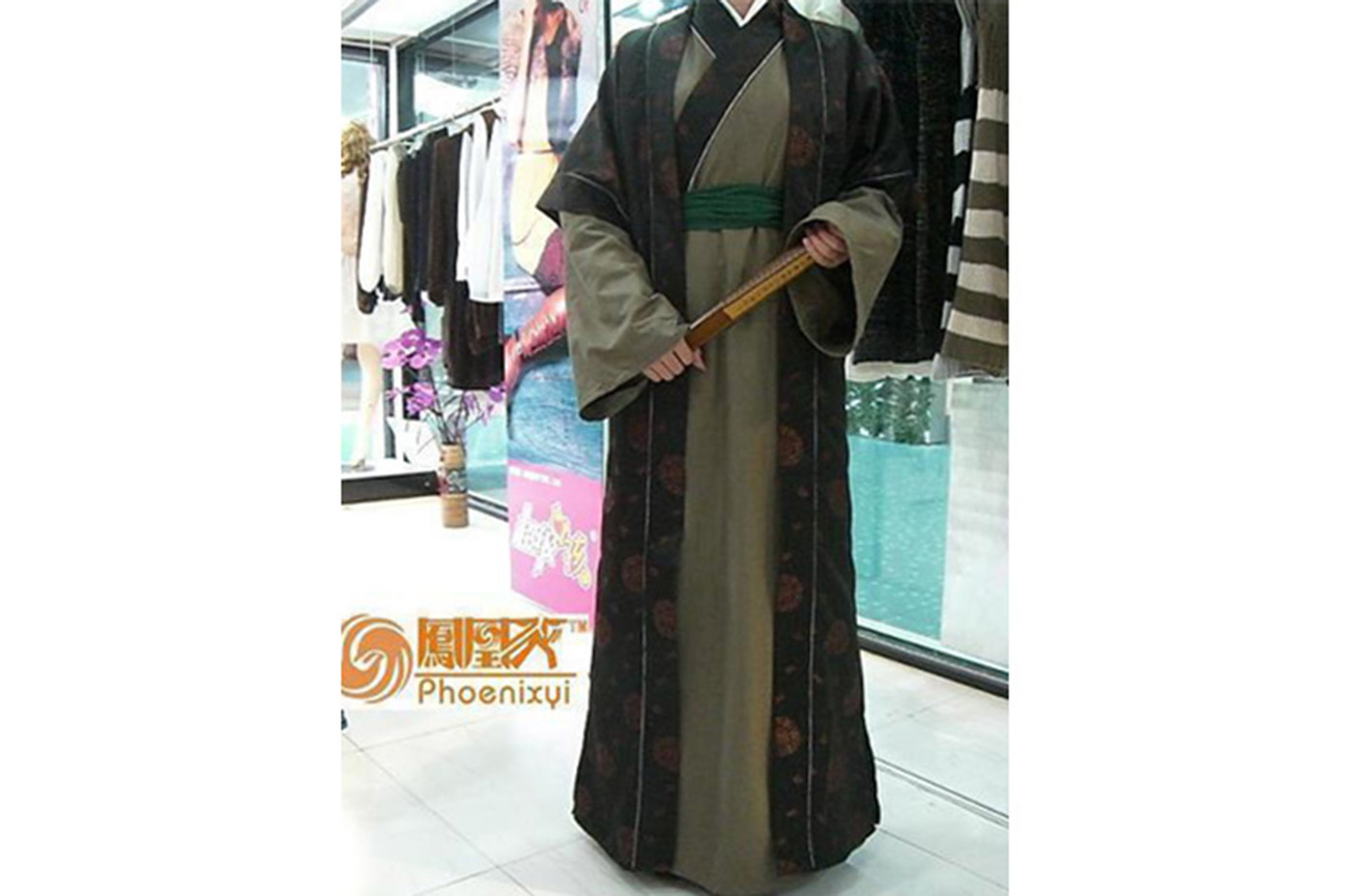 Hanfu, Tenue Chinoise Traditionnelle, Homme 23