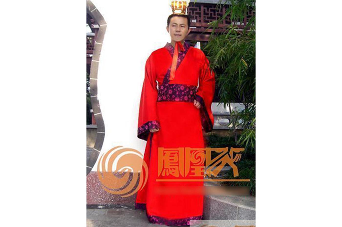 Shop Chinatown Traje Hanfu Chino Hombre Tradicional 25 HgqYTOf